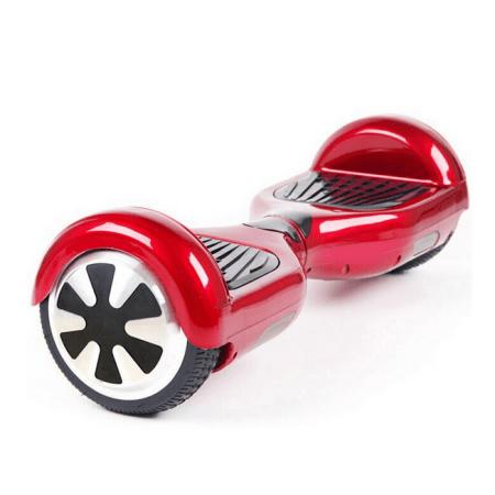 Smart Wheel 8 pulgadas Rojo
