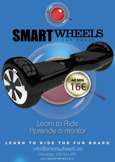 Smart Wheels - Learn to Ride - Aprende a montar