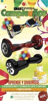 Cumpleaños Smart Wheels