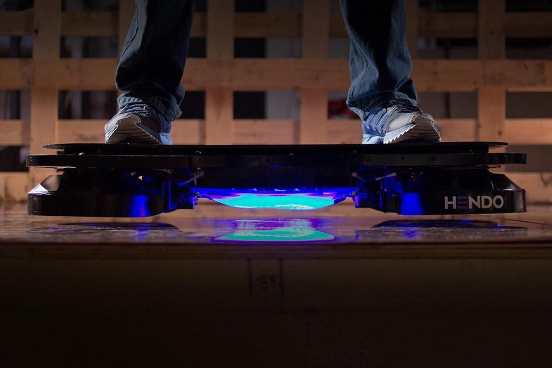 hendo-hover - Tabla flotadora voladora