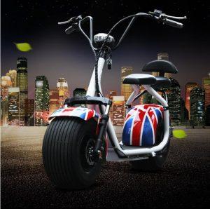 Moto Eléctrica Harley England - Smart Wheels