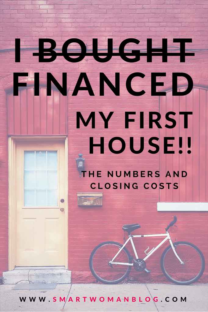 I Financed My First House!! (The Numbers + Closing Costs) - Curious how much it costs upfront to buy a house in the city of Calgary? // Smart Woman