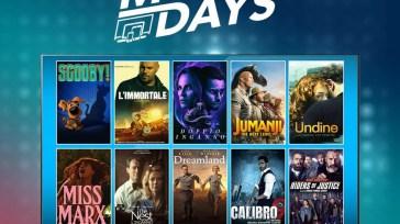 Torna il Digital Movie Days: grandi successi in sconto sulle piattaforme digitali, tra cui Prime Video