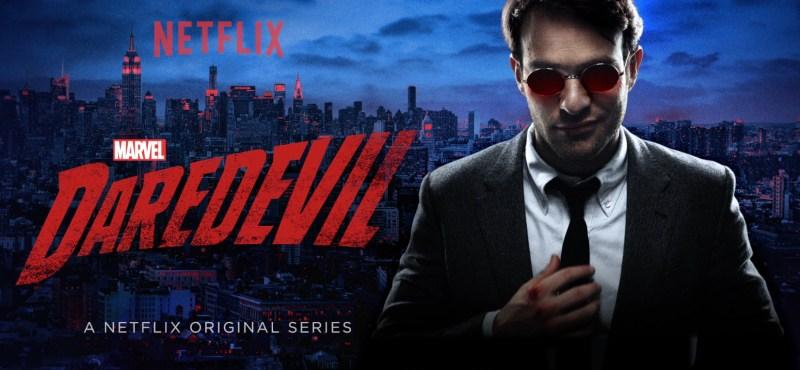 Poster Netflix di Daredevil