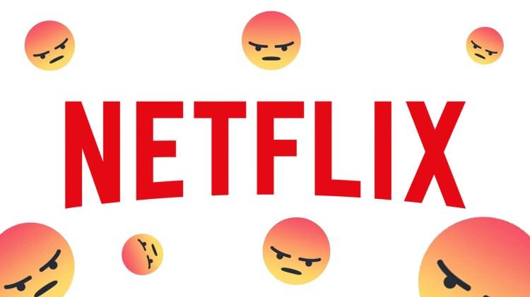 Netflix rincara (di nuovo), per ora solo negli USA