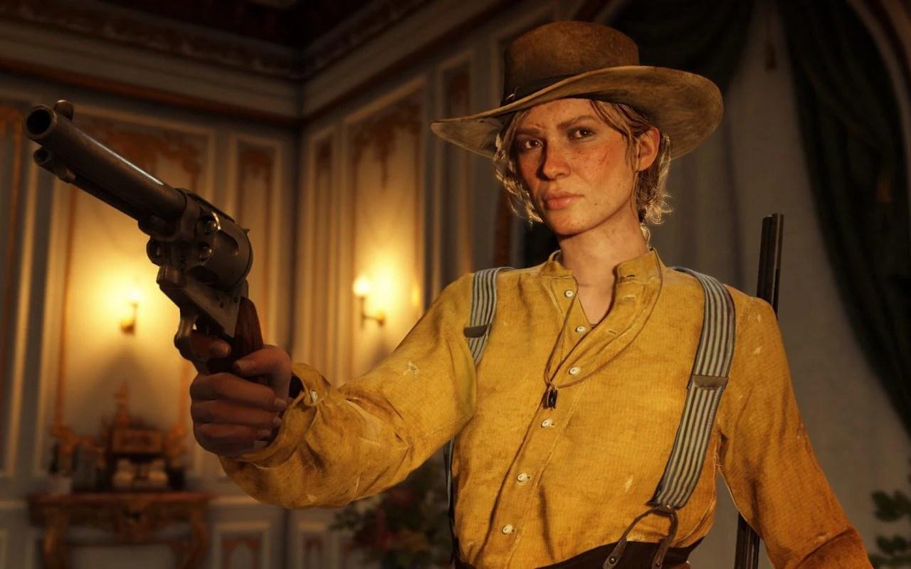 Red Dead Redemption 2 Si Mostra In Alcuni Sorprendenti