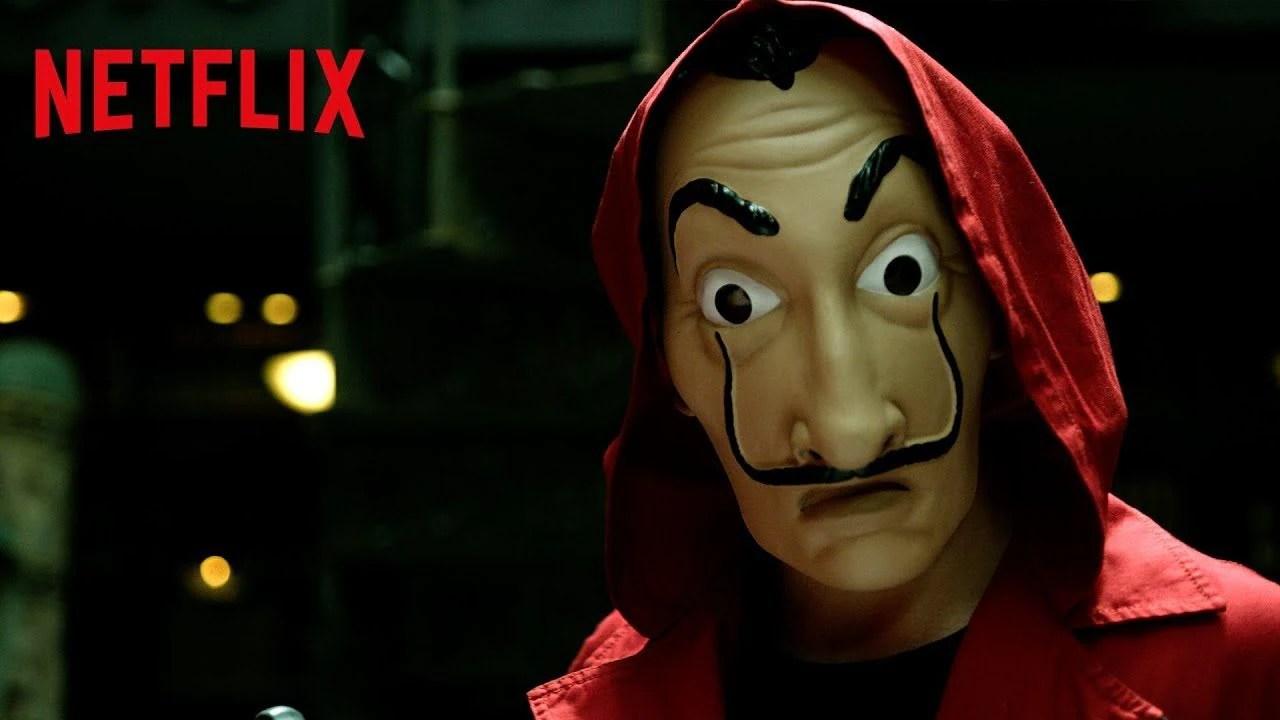 La Casa Di Carta 4 Da Gennaio Su Netflix La Conferma Arriva