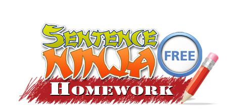 sentence ninja homework free