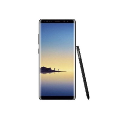 Samsung Galaxy Note 8 4G 64GB Dual-SIM midnight black