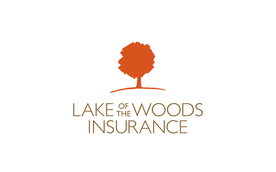 Logo for Lake of the Woods Insurance