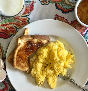 Scrambled Eggs Perfect Every Time