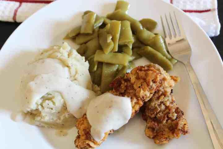 Best Chicken Fried Steak Recipe