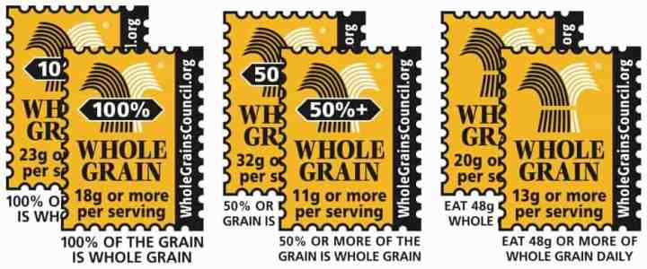 Grain Labels
