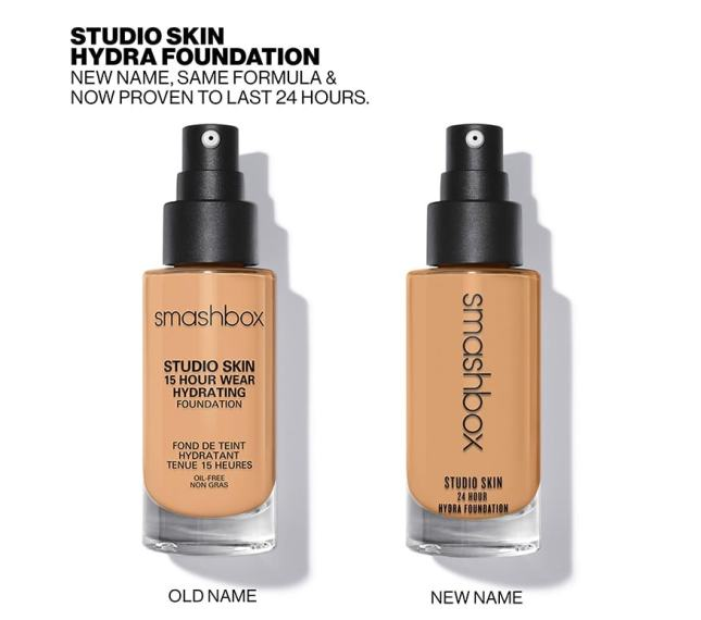 STUDIO SKIN 15 HOUR WEAR HYDRATING FOUNDATION   Smashbox STUDIO SKIN 15 HOUR WEAR HYDRATING FOUNDATION