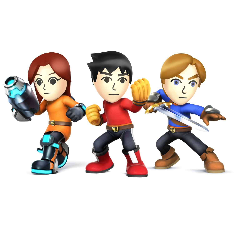 For Nintendo 3ds Wii U Mii