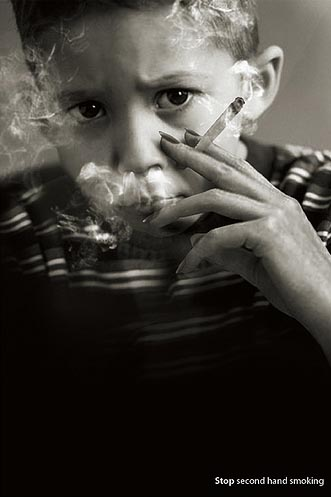 Stop Second Hand Smoking