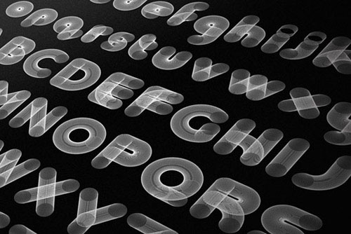 18 Fresh Font Designs