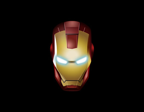 Iron Man movie wallpaper