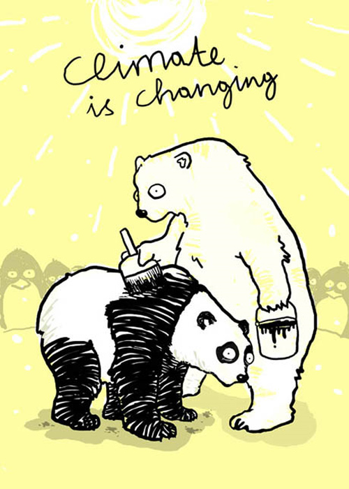 Climate is Changing