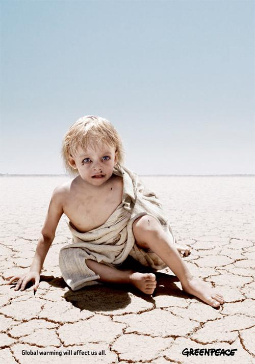 Greenpeace: Global warming