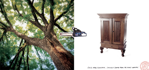 Urban Home Furniture: Tree