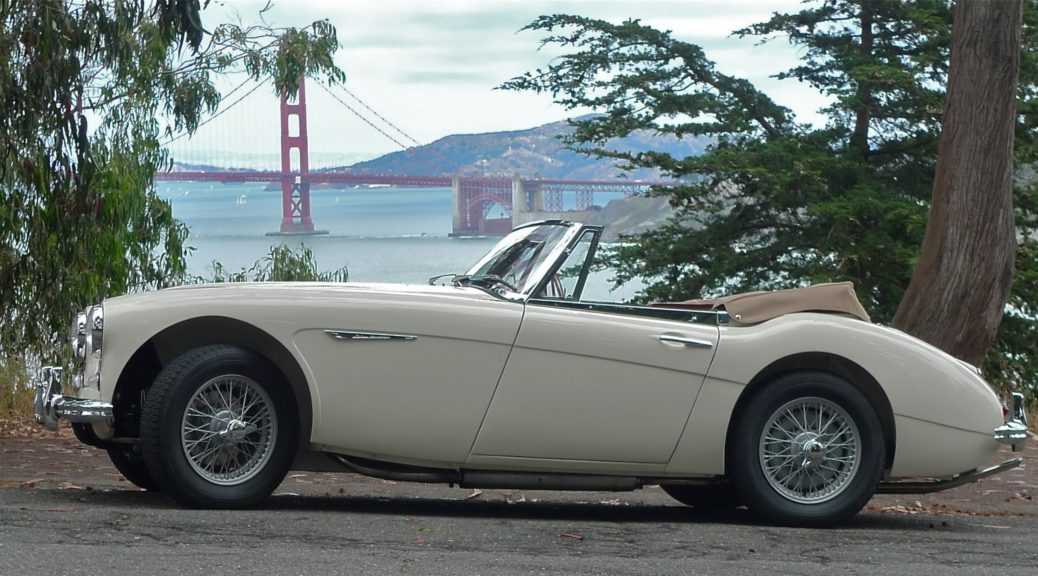 1963 Austin Healey 3000 BJ7 SOLD   Smashing British Cars Smashing British Cars