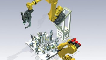 3D modeling software compatible with simulation platforms