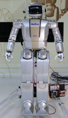 HUBO 2 Humanoid Robot