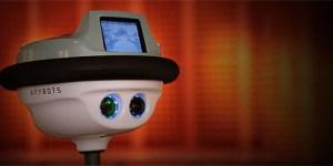 Anybots QB telepresence robot