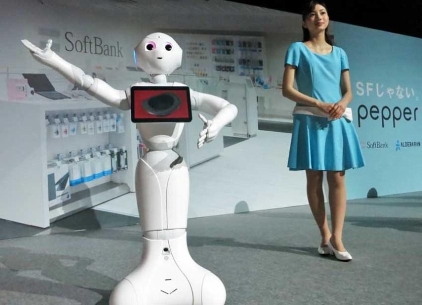 Pepper Emotional Humanoid Robot