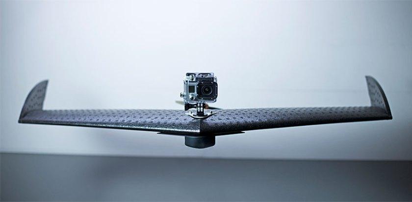LA100 drone with GoPro camera