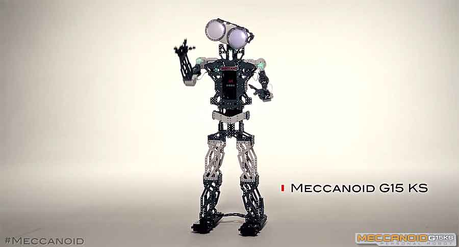 Meccanoid G15 KS Robotic Kit
