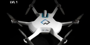 CyPhy LVL 1 Camera Drone