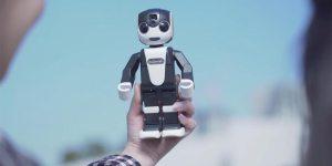 RoBoHoN Mobile Robotic Phone