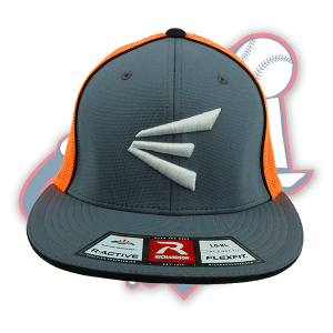 HAT-EAST-GRY-ORG-WHT