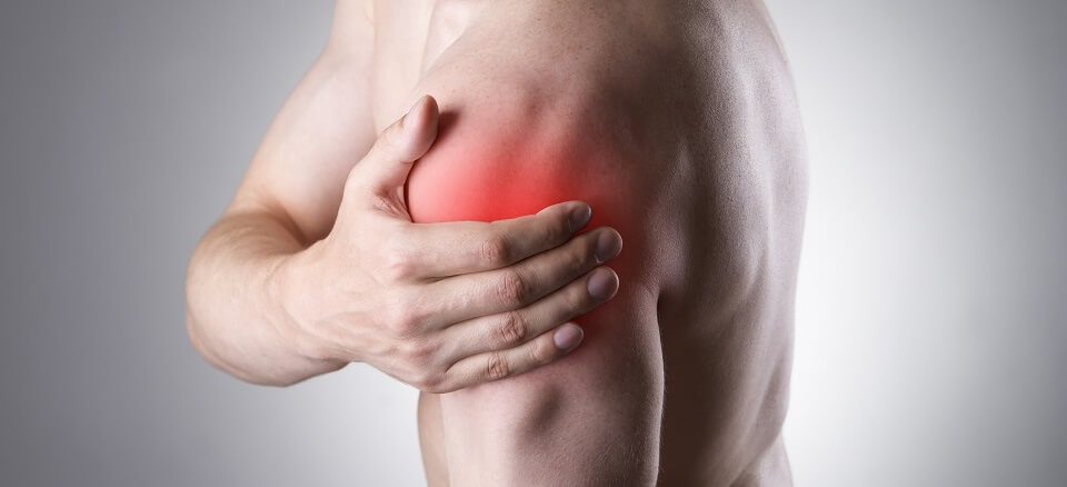 how to manage shoulder pain