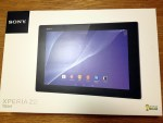 Xperia Z2 Tablet(SGP511) 実機レビュー(10) 総括します。