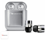 【Expansys】24時間セール 10月1日 Nakamichi MyEars II NEP-TW1 Plus True Wireless Earphones (Silver)