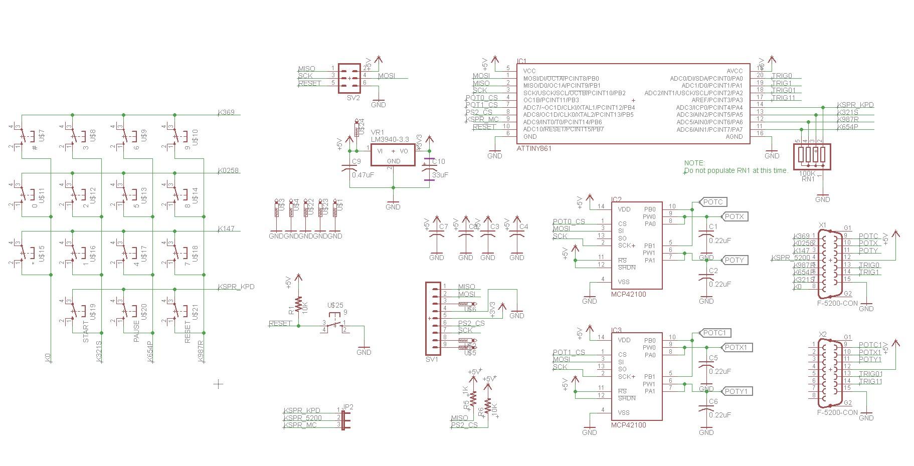 28 Ps2 Controller Diagram