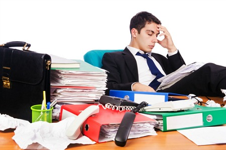 Tips To Clear Your Desk Of Tasks