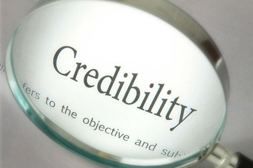Business credibility