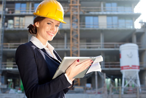 Construction business owner