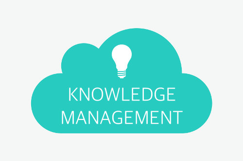 Knowledge management system in the cloud