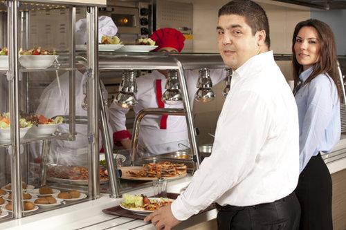 Corporate cafetaria
