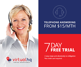Live virtual receptionist services USA - Virtualheadquarters.com