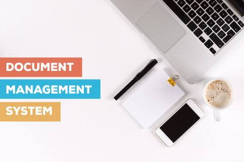 Document Management System (DMS)