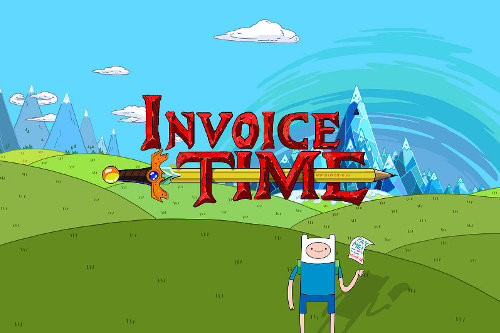 Invoicing - defeat your enemy