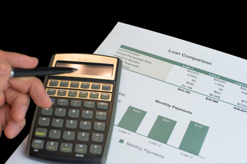 Calculating real estate expenses