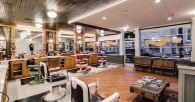 highpoint barber shop