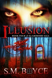 Illusion (Grimoire Saga #4)